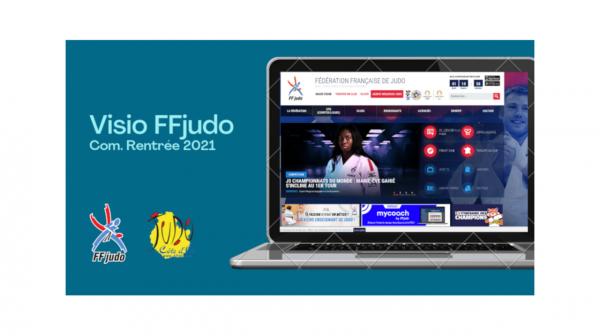 Présentation FFJUDO - Communication Rentrée 2021